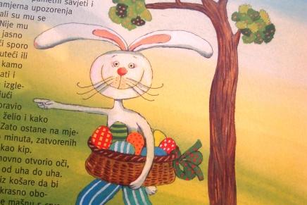 Biserka Drbohlav: Kako je zec nosio uskršnjajaja