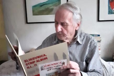 Veljko Krulčić: 85 obljetnica RudijaAljinovića