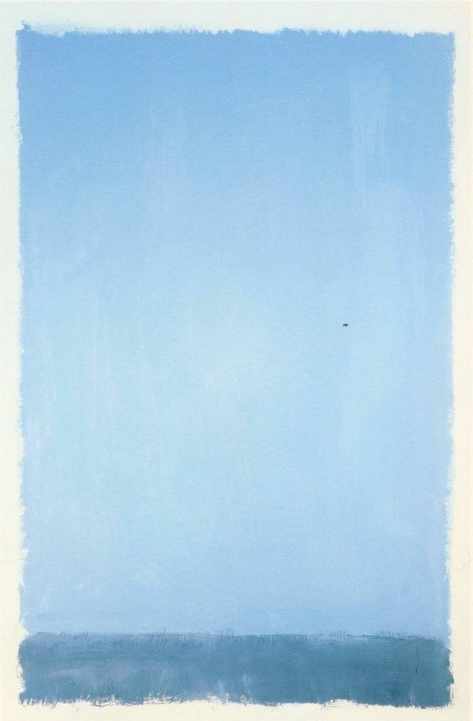Mark Rothko. Untitled. 1969.