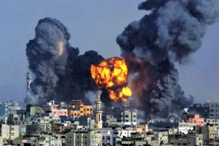 Hrvoje Ivančić: Tko podržava bacanje bombi na djecu uGazi