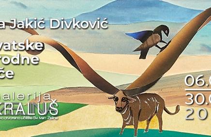 Marijan Grakalić: Ilustracije Ane JakićDivković