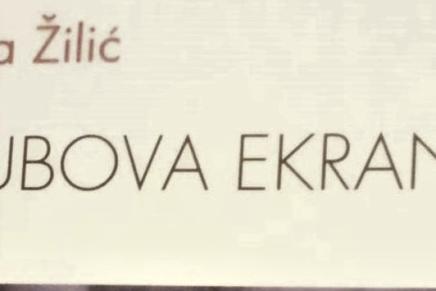 """S rubova ekrana"" Darije Žilić ili nasuprot poetskomshematizmu"