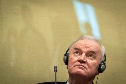 Doživotna kazna za RatkaMladića