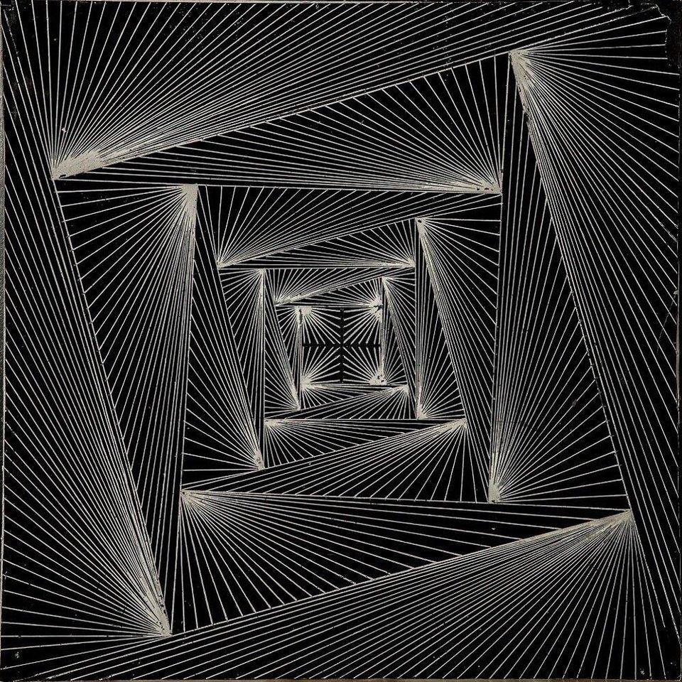 ′ Prozor br. 1 ′′ slika Anatolij Volgin, SSSR, 1964