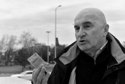 Posljednji pozdrav Zoranu Ercegu (1959. –2021.)