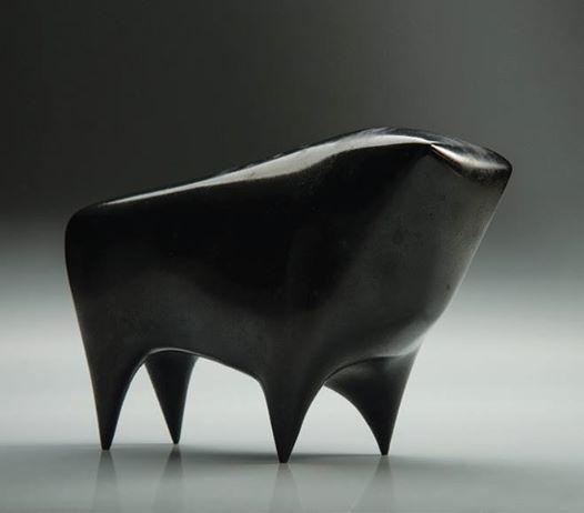 Bik_ skulptura