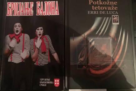 Književna nagrada Predrag Matvejević pripala je makedonskom pjesniku BorčePanovu